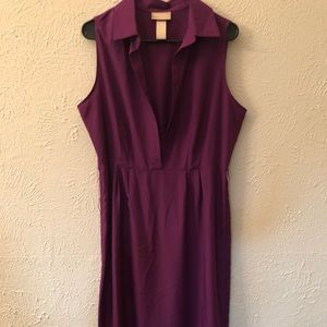 Dresses & Skirts - Fun Eggplant Sundress - Miss Tina